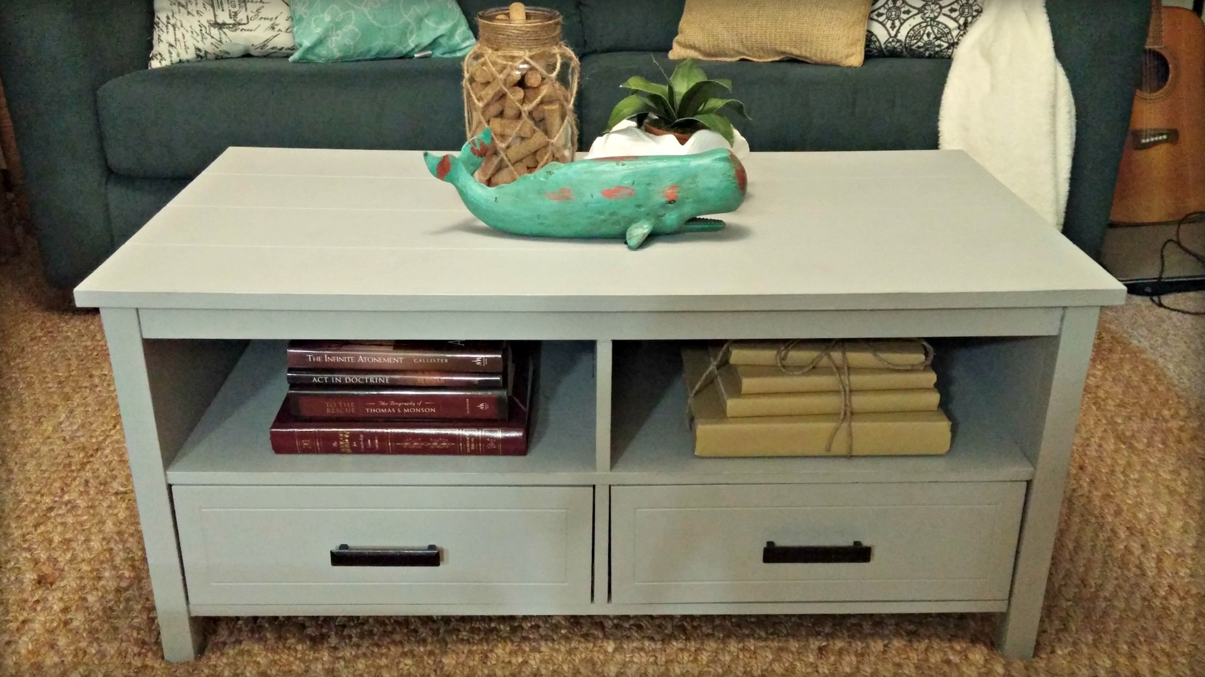Refurbished Coffee Table Home Design