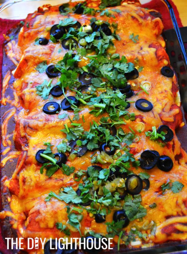 Enchiladas Cinco de Mayo logo