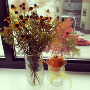 Fall Decor Sunflowers