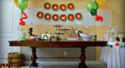 How to Throw a Very Hungry Caterpillar Baby Shower