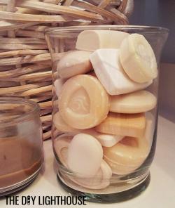 Soap Jar DIY Pinterest