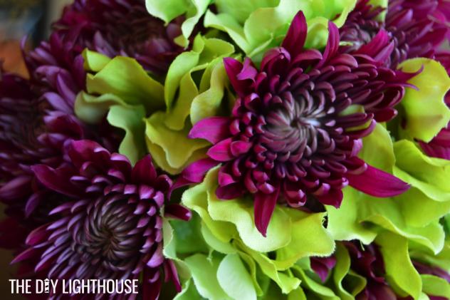 bouquet closeup watermark