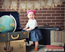 6 Tips for Your DIY Back-to-School or Baby Photo Shoot