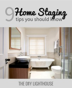 9 home staging tips you should know