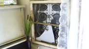 How to Make a DIY Window Picture Frame