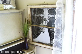 antique window picture frame final