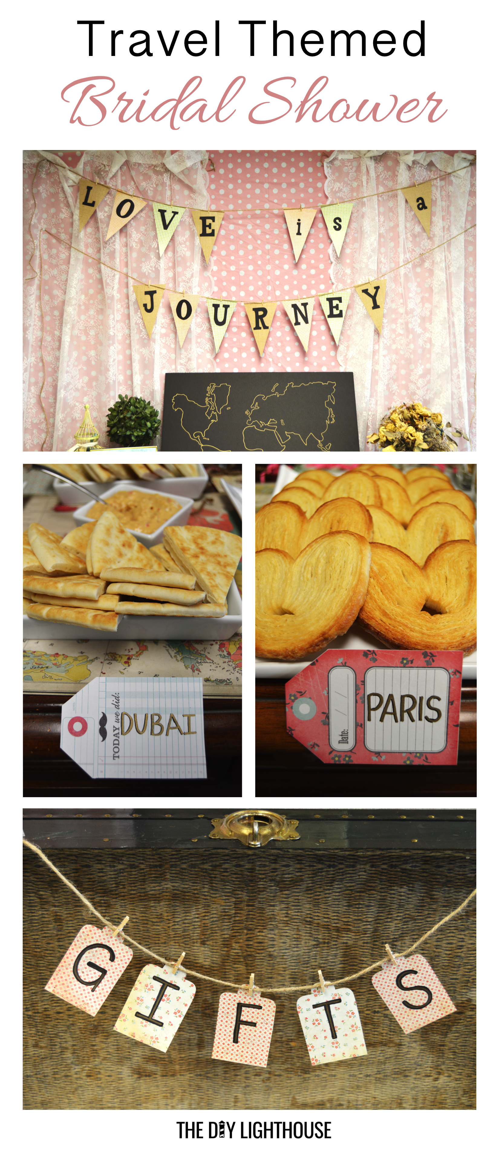 Marvelous Travel Themed Wedding Decorations Images