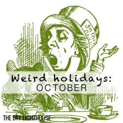 weird october holidays thumbnail