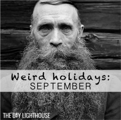 weird september holidays thumbnail