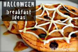 5 halloween breakfast ideas