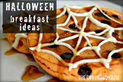 5 halloween breakfast ideas