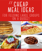 cheap meal ideas on a budget