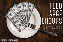 how to feed large groups on a budget | Cheap Meals