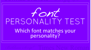 Font Personality Test: What Font Matches Your Personality?