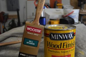 CarrierCustoms wood finish