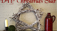 How-To Holiday Decor: DIY Christmas Star
