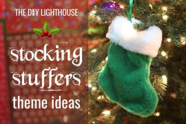 Stocking Stuffer Theme Ideas for Christmas