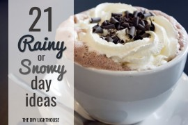 21 things to do inside on a rainy or snowy day hot chocolate