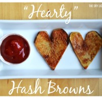 Hearty hash browns