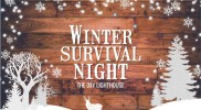 Winter Survival Night – A Ladies Event  [& FREE Printable]