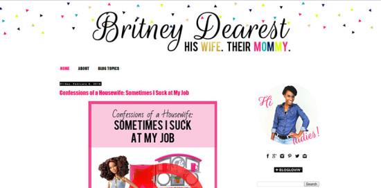 Britney Dearest