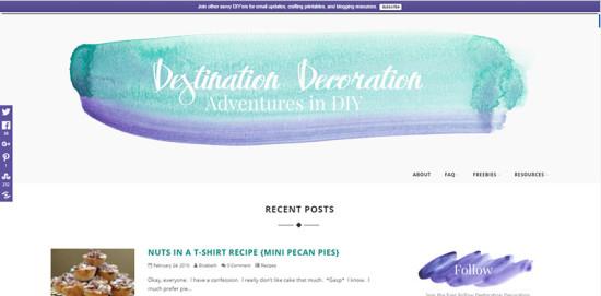 Destination Decoration
