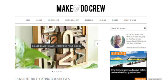 Make And Do Crew