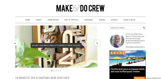 Make And Do Crew
