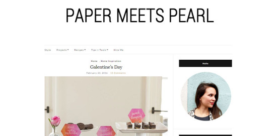 Paper Meets Pearl