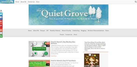 The Quiet Grove