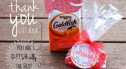 """You are o-FISH-ally the best!"" Thank You Gift"
