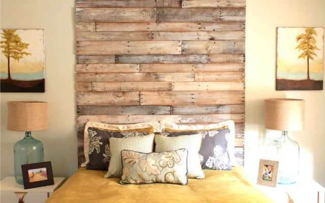 wall pallet