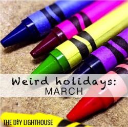 weird march holidays thumbnail