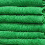 green towels2