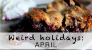 Weird Holidays in April You Didn't Know Existed