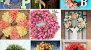 DIY Spring & Summer Wreath Compilation