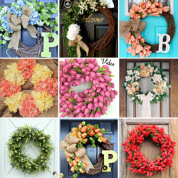 DIY Summer Wreath Compilation