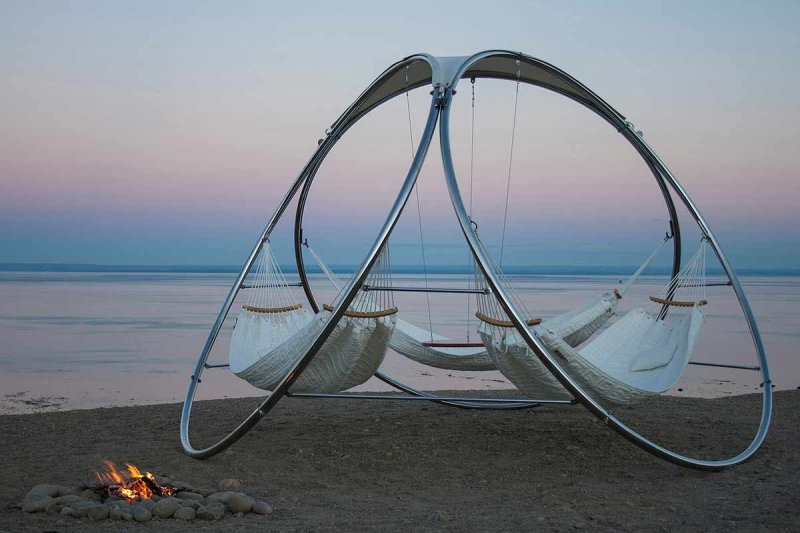 20 coolest hammocks ever the diy lighthouse. Black Bedroom Furniture Sets. Home Design Ideas