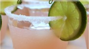 Pink Lemonade Virgin Margaritas for Cinco de Mayo