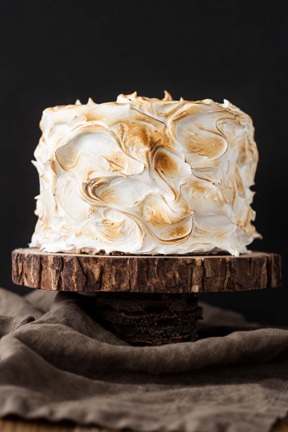 smores_cake-6 | A list of the best 25 s'more recipes for summer. Smores dip, cookies, pie, brownies, and other ideas for tasty different ways to make that campfire dessert.