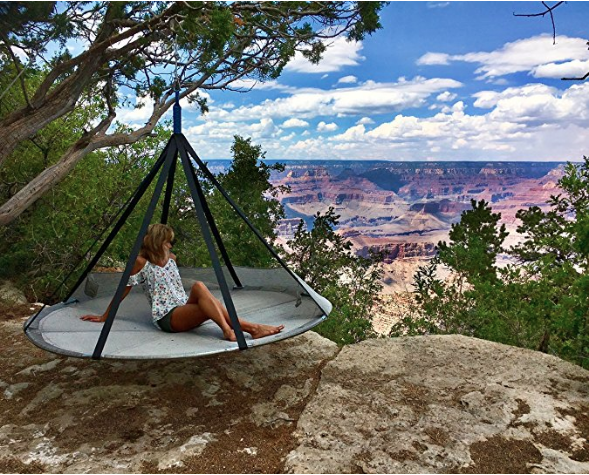 Coolest Hammocks ever! A list of the 20 coolest hammocks and it's got everything from an outdoor cage hammock, to an indoor hanging seat hammock, to a kayak hammock, to a tent hammock, to a... wait for it... bathtub hammock!