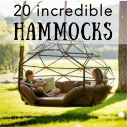20 incredible hammocks