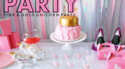 Pink and Gold Unicorn Birthday Party [by The Party Girl]