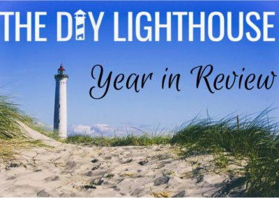 The DIY Lighthouse Year in Review
