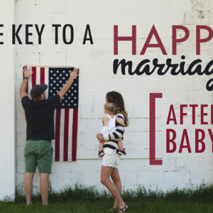 the key to a happy marriage after baby featured image