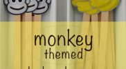 Monkey Themed Baby Shower on a Budget
