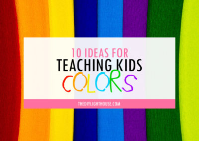 Teaching Kids Colors feature image
