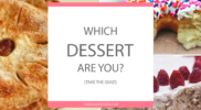 Which Dessert Are You? Take the Quiz!