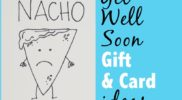 Get Well Soon Gift & Card DIY Ideas