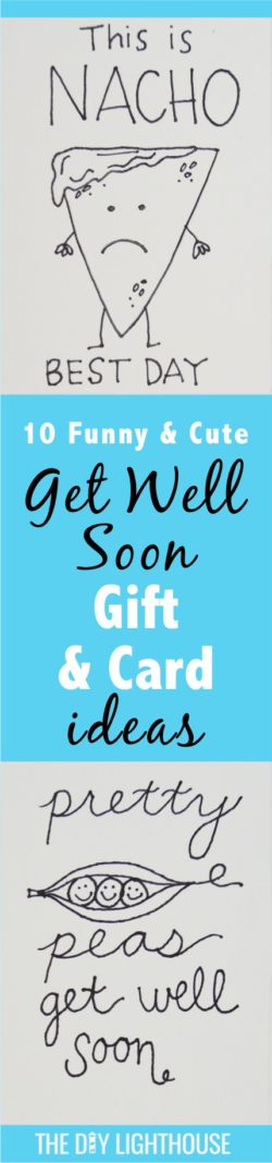 get well soon gift and card ideas- ideas-funny-and-cute DIY